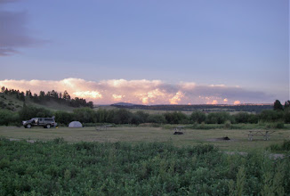 Photo: Camp Baker, MT - Smith River