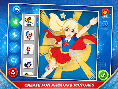 DC Super Hero Girls™- screenshot thumbnail