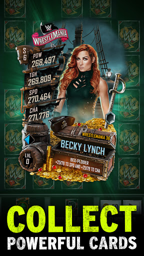 WWE SuperCard u2013 Multiplayer Card Battle Game 4.5.0.5299039 screenshots 2