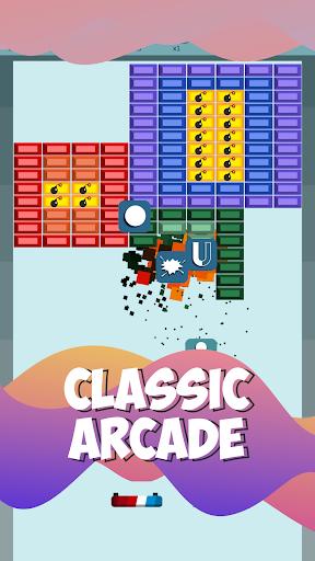 Arkinda: Relaxing brick breaker android2mod screenshots 3