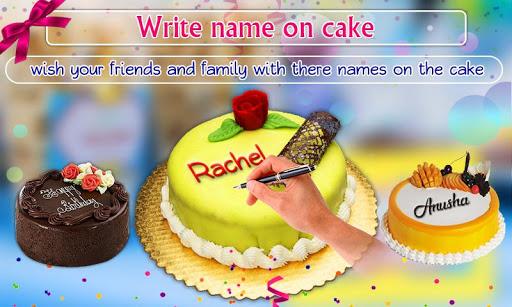 Birthday Greeting Cards Maker Photo Frames Cakes Revenue