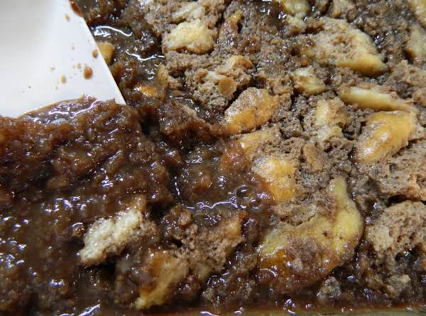 Cold Biscuit Pudding