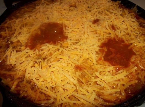 Sprinkle with cheese, cover and cook until cheese is melted - sometimes I set...