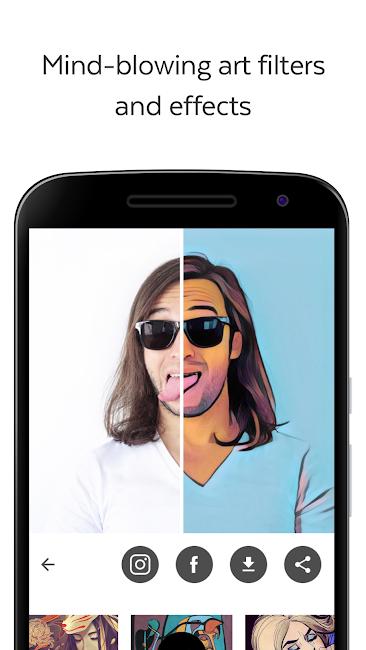#4. Prisma Beta (Android)