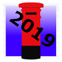 Postage Pro UK (updated March 2019) icon