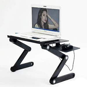 Masuta multifunctionala laptop, 2 coolere si 2 suporturi