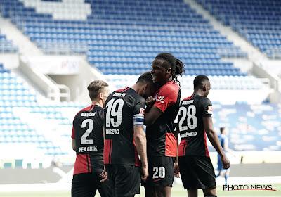 Na de kus van Dedryck Boyata... krijgen spelers in de Bundesliga juichadvies