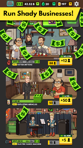 Itu2019s Always Sunny: The Gang Goes Mobile apkpoly screenshots 1