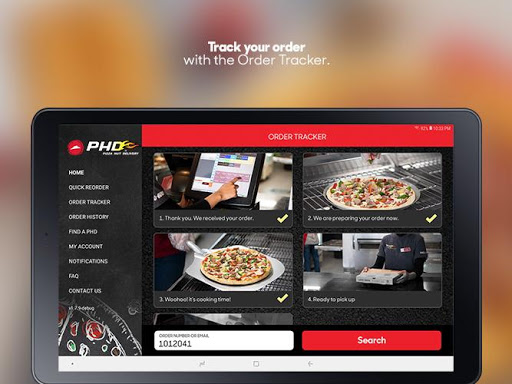 Pizza Hut Delivery Indonesia 2.0.3 screenshots 10