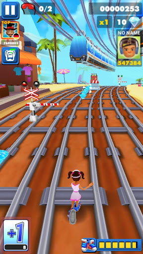 Subway Boy Run: Endless Runner Game screenshot 6