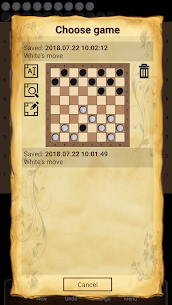 Shashki – Russian draughts 6
