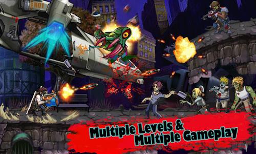 Zombie Killer – D Edition v2.3 (Unlimited Money/Medal)
