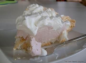 POM-Cranberry Angel Pie
