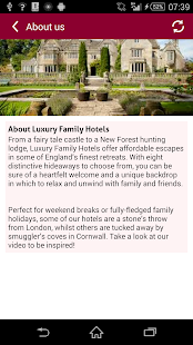 Luxury Family Hotels- screenshot thumbnail