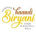 Muqeems Biryani, Chandni Chowk, New Delhi logo