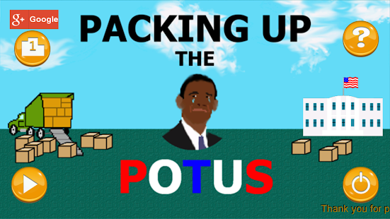 Packing Up the POTUS- screenshot thumbnail