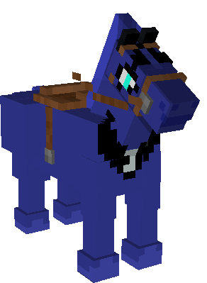 Horse Nova Skin - My little pony skins fur minecraft