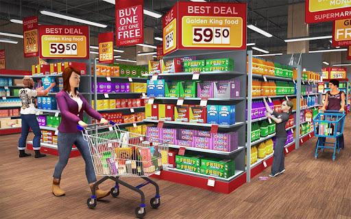 Super Market Atm Machine Simulator: Shopping Mall  screenshots 7
