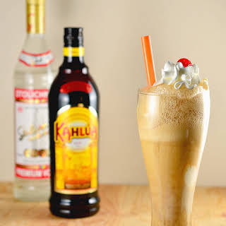 Russian Root Beer Float.