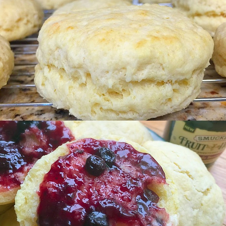 The Best Biscuits...EVER! Recipe
