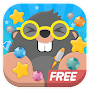 Memo the Mole: World of Mines APK icon