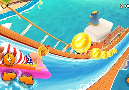 Uphill Rush Water Park MOD (Free Shopping) APK  for Android 4