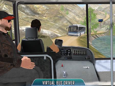 Hill Tourist Bus Driving 1.3.2 screenshot 676978