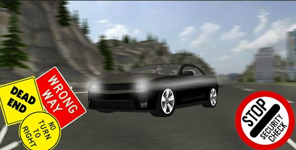 Offroad Car Drifting 3D- screenshot thumbnail