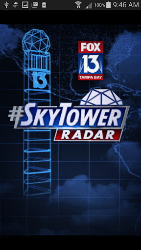 FOX 13 SkyTower Radar Screenshot