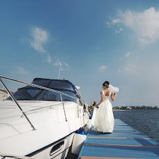 Wedding photographer Yuliya Pekna-Romanchenko (luchik08). Photo of 01.11.2017