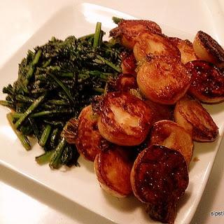 Caramelized Japanese Turnips Recipe