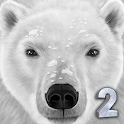 Polar Bear Simulator 2 icon