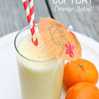 Copycat Orange Julius.