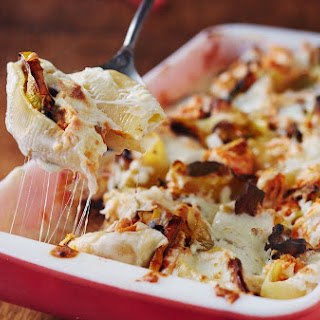 Post-Thanksgiving Stuffed Shells