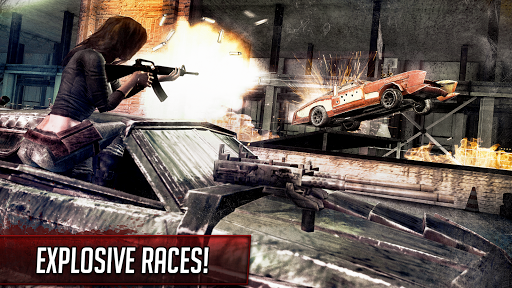 Death Race ® - Shooting Cars (Mod Money)