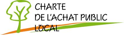 logo charte d'achat public local