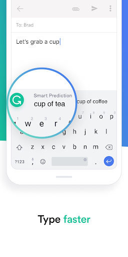 Grammarly Keyboard u2014 Type with confidence screenshots 2