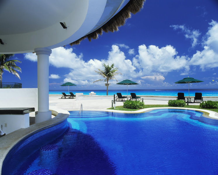 Photo: ©JW Marriott Cancun Resort & Spa, Mexico  http://bit.ly/V2Sly2