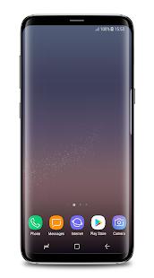 S8 Navigation bar (No Root)| Note 8 navigation bar - náhled