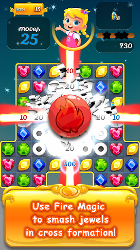 New Jewel Pop Story: Puzzle World filehippodl screenshot 2