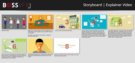 Photo: #Storyboard Chrysalis Finance #ExplainerVideo Design by: http://bossvfx.com