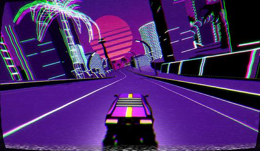 Retro Car Spider Hero Driving Simulator - náhled