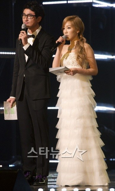 taeyeon gown 1