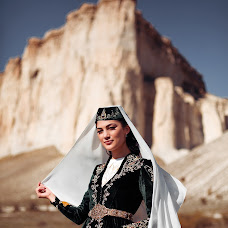 Wedding photographer Usein Khalilov (Usein). Photo of 30.09.2018