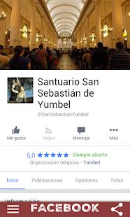 Radio Católica San Sebastián - náhled