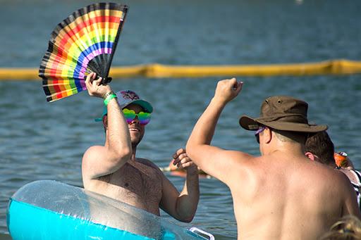 PRIDE AND PRECEDENCE: Aurora Pride is live, in person and back on the beach Saturday
