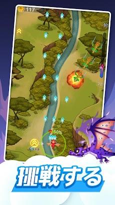バトルドラゴン - タワーディフェンスゲームのおすすめ画像3