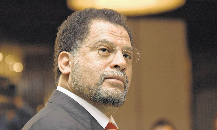 Danny Jordaan. Picture: BUSINESS DAY