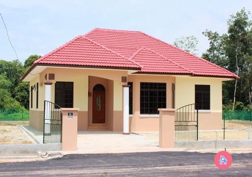 Desain Rumah Sederhana Kampung Apps On Google Play