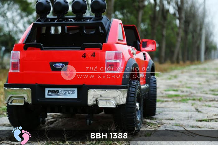 xe o to dien cho be Ford Ranger BBH-1388 10